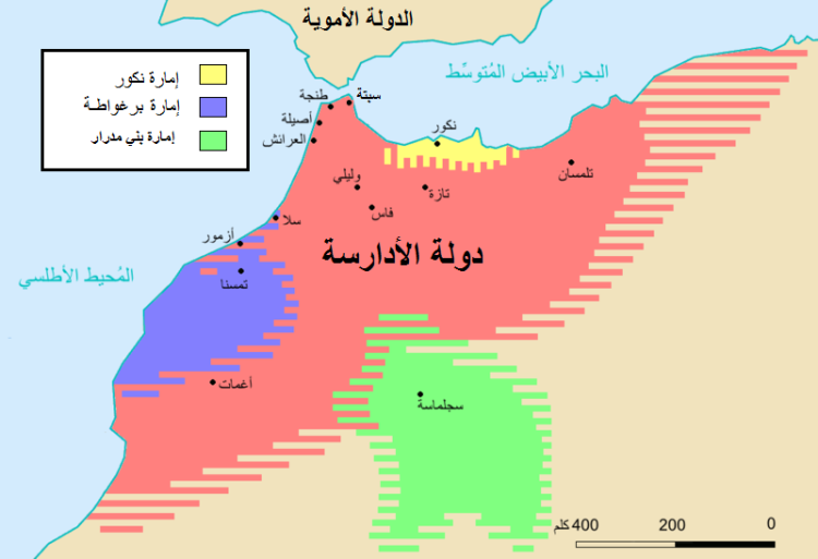 790 المغرب