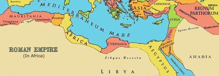 ملوك المغرب ( الملك الغابر بوكوس الاول )